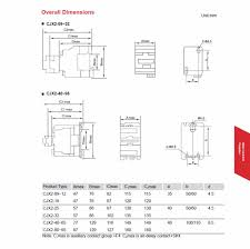 cjx2 contactor wiring diagram cjx2 image wiring delixi cjx2 9511 24 36 110 127 220 380 v 95a ac contactor shop for on
