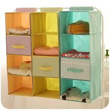 hanging closet organizer. Home Storage Fashion Wardrobe Closet Organizer Folding Bag Multi-layer Clothes Hanging With D