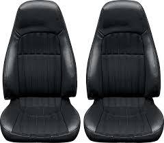 1997 02 camaro with solid rear seat ebony hampton vinyl upholstery set