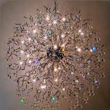 orb light fixture. Modern Crystal Orb Stair Chandelier 9276 : Free Ship! Browse Project Lighting And Fixtures For Home Use, Ship! Light Fixture C