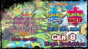 New]Completed Pokemon GBA ROM 2020 Gen 8, Mega Evolution, New Events(Pokemon  Omega Ruby XY)!