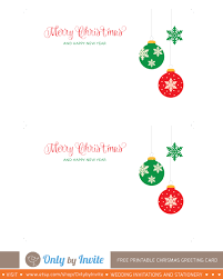 christmas free template free printable christmas greeting card template only by invite