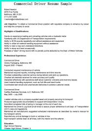 Truck Driving Resume Examples Best Of Awesome Simple But Serious Mistake In Making CDL Driver Resume