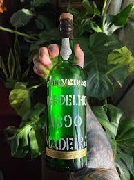 1890 D'Oliveiras Verdelho Madeira : wine