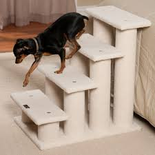 dog stairs plans for tall bed