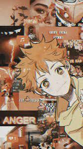 Hinata, aesthetic, anime, haikyuu ...