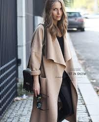 aliexpress com 2016 fashion women za genuine beige loose long large open lapel handmade wool cashmere belted trench coat
