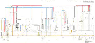 thesamba com bay window bus view topic distributor wire but the color diagram