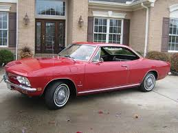 1969 Chevrolet Corvair The reason why there will never be a rear ...