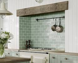 cottage kitchen wall tile