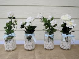 Mason Jar Decorations For A Wedding Mason Jar Centerpieces Wedding Ideas Wedding Party Decoration 40