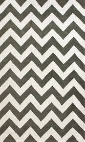 Exciting Black And White Chevron Runner Rug Pics Decoration Ideas ...