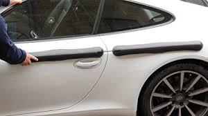 door shox standard edition removable magnetic car door protector car door guard