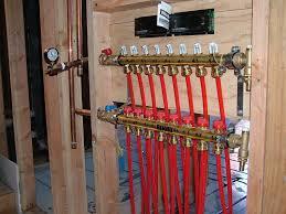 In Slab Radiant Heating Design Manifold Setup In 2020 Radiant Floor Radiant Heat Slab