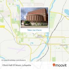 How To Get To Elliott Hall Of Music In West Lafayette By Bus