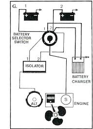 guest battery switch wiring diagram wiring diagram and schematic boat battery wiring diagrams