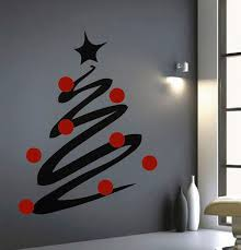 Aliexpresscom  Buy 1PC Creative Home Decor Art Vinyl Merry Christmas Tree Decals