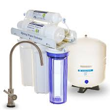 Home Water Filtration Systems Reviews Ispring Rcc7 Wqa Gold Seal 5 Stage 75 Gpd Reverse Osmosis Water