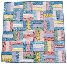 Traditional Rail Fence Quilt Kit-Learn How to Quilt Kit for Beginners & The rail fence quilt is a traditional beginner's quilt. The bright 1930's  prints make a cheerful quilt. Today's techniques speed up the sewing  process! Adamdwight.com