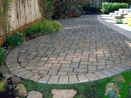 brick paver patio ideas interior stone patio ideas fire pits landscaping soor with and pit backyard