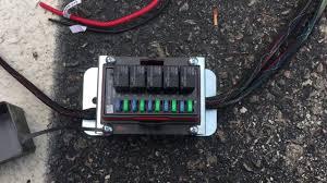 diy off road fuse box light my wiring diagram