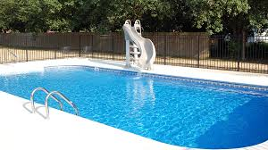 In ground pools Home We Also Offer Wide Selection Of Polymer Inground Pool Shapes And Sizes Clearwater Pool Spa In Ground Pools Concrete Clearwater Pools