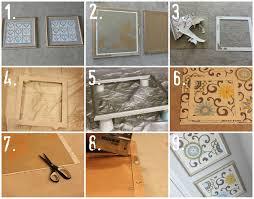 extraordinary fabric wall art d i y house by hoff how to make vium housebyhoff comm idea panel australium tutorial nursery nz uk