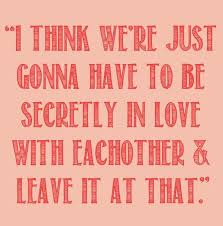 Secret Love Quotes Impressive Secret Love Quotes For Him 48 Best Quotes Facts And Memes