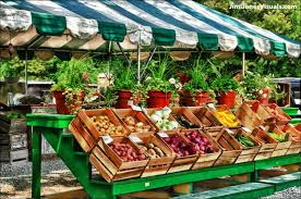 Fruit And Vegetable Stands And Displays Interesting Roadside Stand In 32 Gardening Stuff Pinterest Vegetable