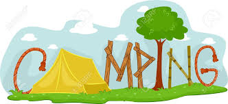 Image result for free camping clipart