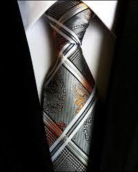 High Quality Paisley Glod Silver 100% <b>Silk</b> Necktie <b>New</b> Fashion ...