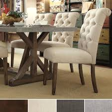 ... Benchwright Extending Dining Table Reviews Benchwright Dining Table  Ebay Dining Room Benchwright Premium Tufted Rolled Back