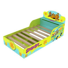 scooby doo bed kids twin platform bed with storage scooby doo bedding