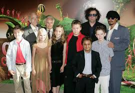 charlie and the chocolate factory uk premiere photo shoots on the go photos event photos guest appearances movie screencaps · movie publicity photos documentaries family famous friends