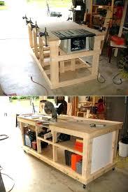 Garage Workbench Plans And Patterns Cool Garage Workbench Ideas Save The Ideas