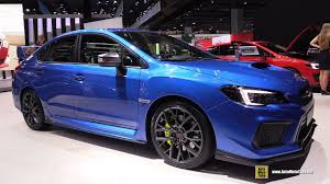 2018 subaru mirrorlink. contemporary 2018 2018 subaru wrx sti  exterior and interior walkaround 2017 frankfurt  auto show intended subaru mirrorlink