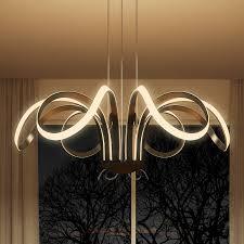 full size of lighting good looking modern led chandelier 2 vonn vmc32420bl main 1 modern led