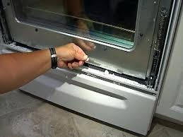 glass oven door shattered family says on