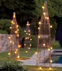 creative outdoor lighting ideas. Inspiration For Garden Lighting With Creative Design Lamp Unique Outdoor Ideas U