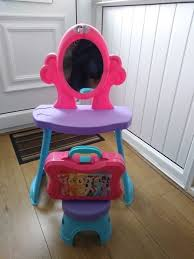 girl 4 left with fingernail hanging off after using nail varnish from my little pony vanity table from asda mirror