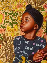 Kehinde Wiley: The Yellow Wallpaper at ...