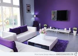 purple interior design what is the best way to use color purple