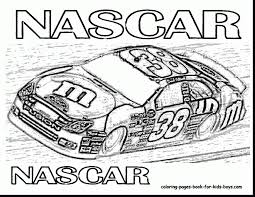 Small Picture amazing nascar race car coloring pages with nascar coloring pages