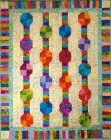 CTG - Cottage Quilt Designs - Rochelle Martin & Beads on a String Quilt Pattern CTG-095 Adamdwight.com