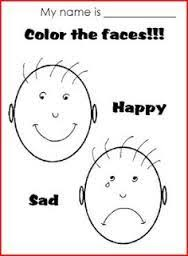 Small Picture Sad Face Coloring Page Miakenasnet