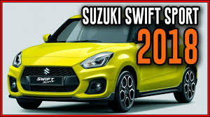 2018 suzuki swift sport. wonderful suzuki 2018 suzuki swift sport interior exterior features to suzuki swift sport