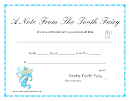 Top 25 Best Tooth Fairy Certificate Ideas On Pinterest Tooth