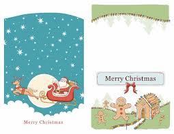 Microsoft Word Christmas Card Template Forte Euforic Co