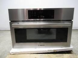 image is loading bosch3003410levelsstainlessspeedoven oven warming drawer s87