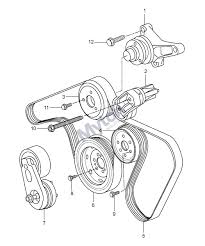 land rover discovery 3 drive belts and pulleys front 2 7l diesel land rover discovery 3 drive belts and pulleys front 2 7l diesel v6 diagram